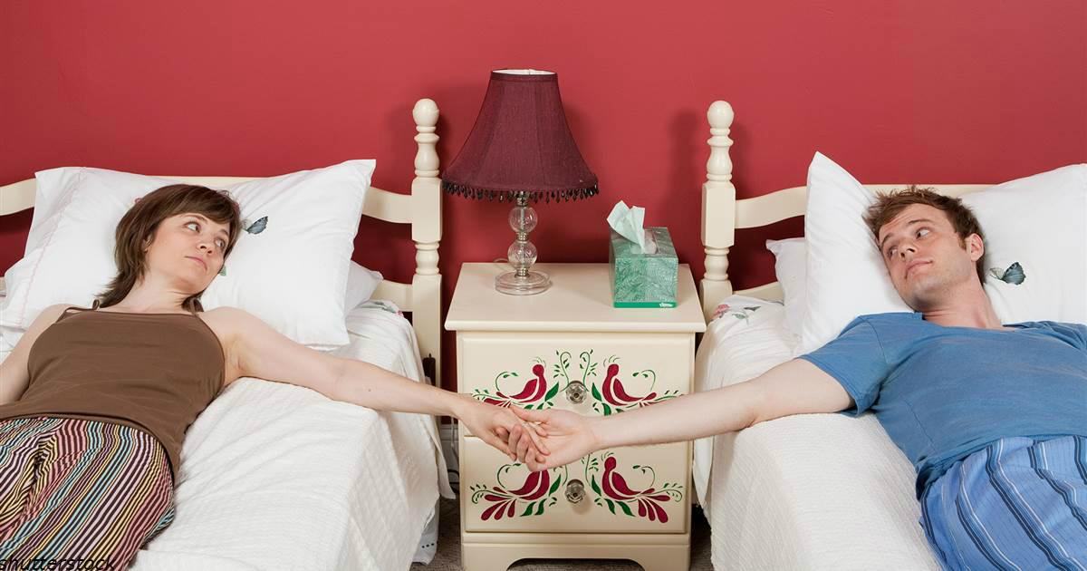 Как привычка спать в разных комнатах может спасти ваш брак