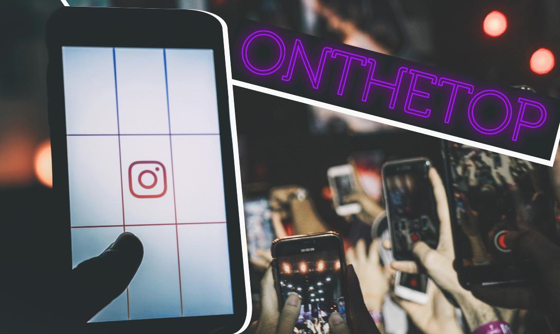 ONTHETOP: новый способ продвижения в Instagram