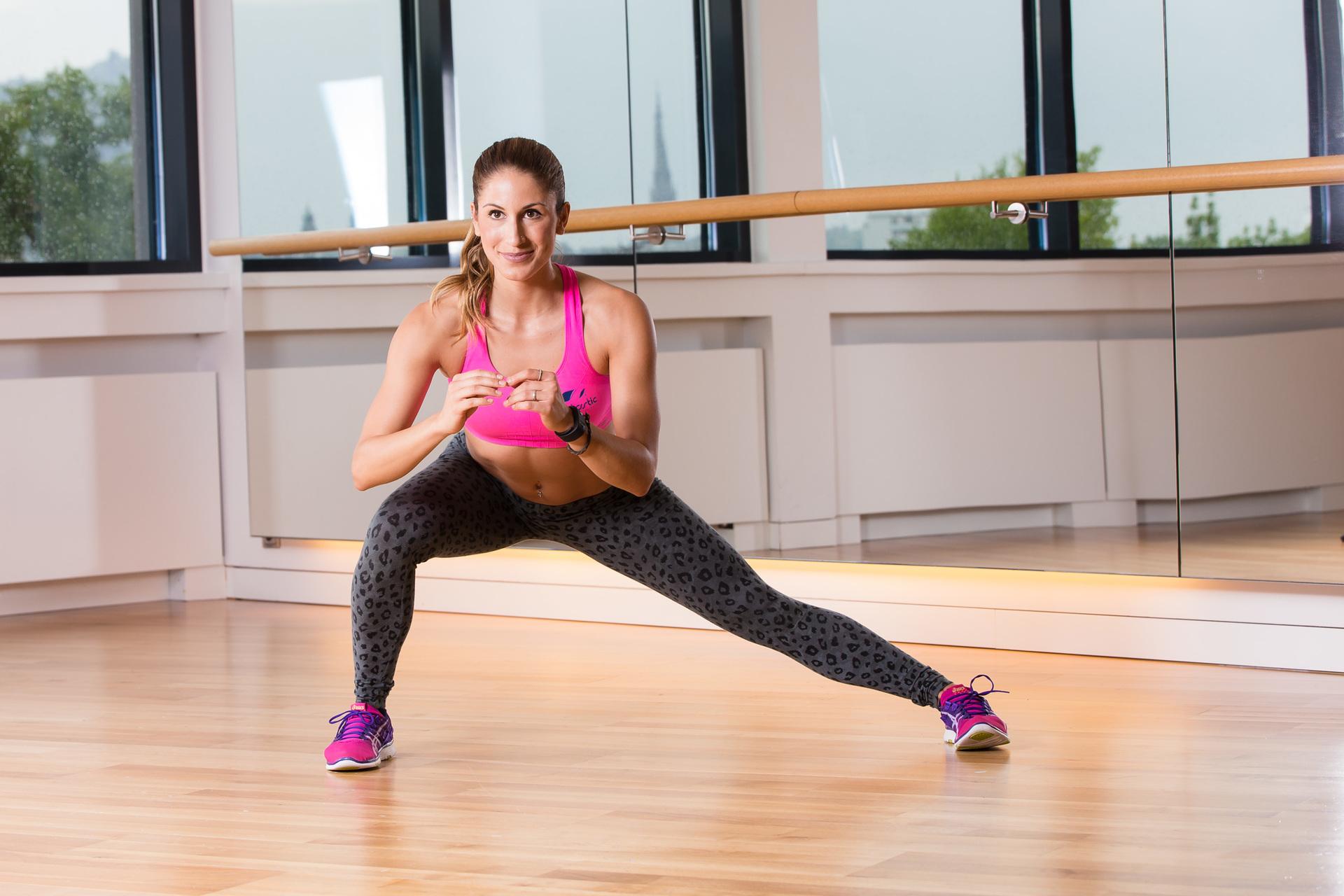 7 самых эффективных упражнений для сжигания жира на бедрах