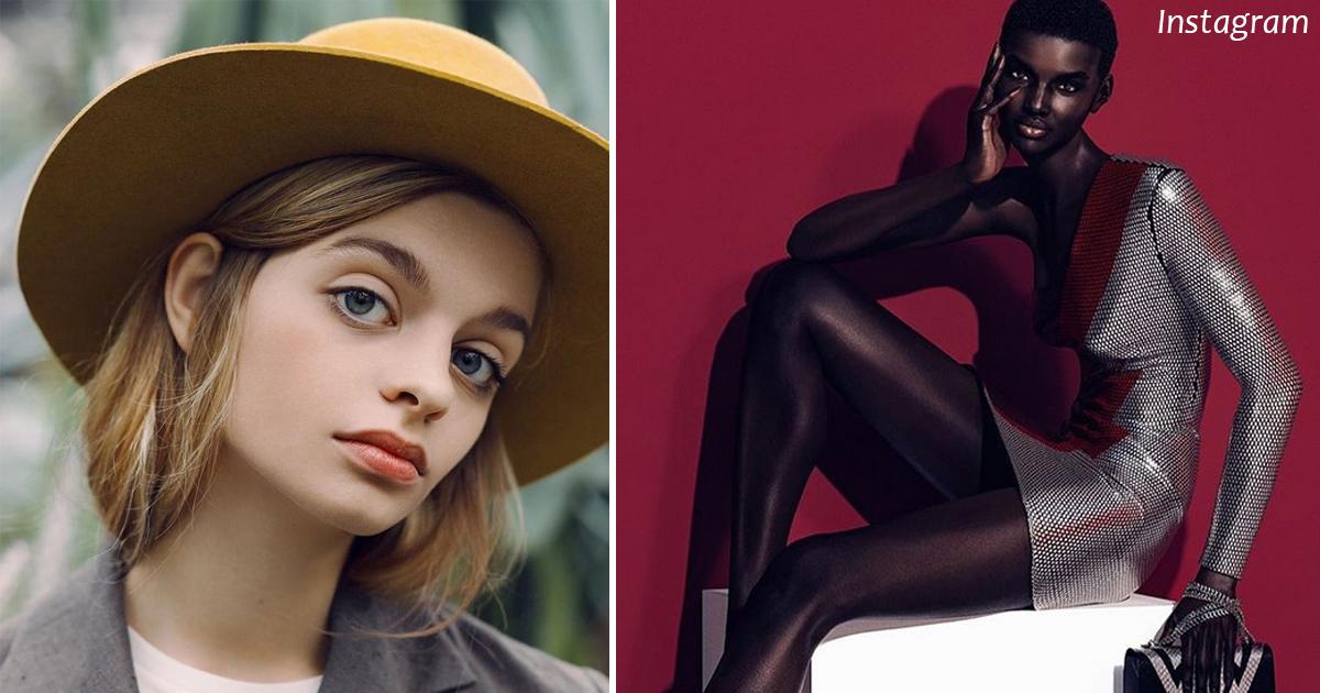 11 женщин, чья магнетическая красота приводит в восторг даже модельеров
