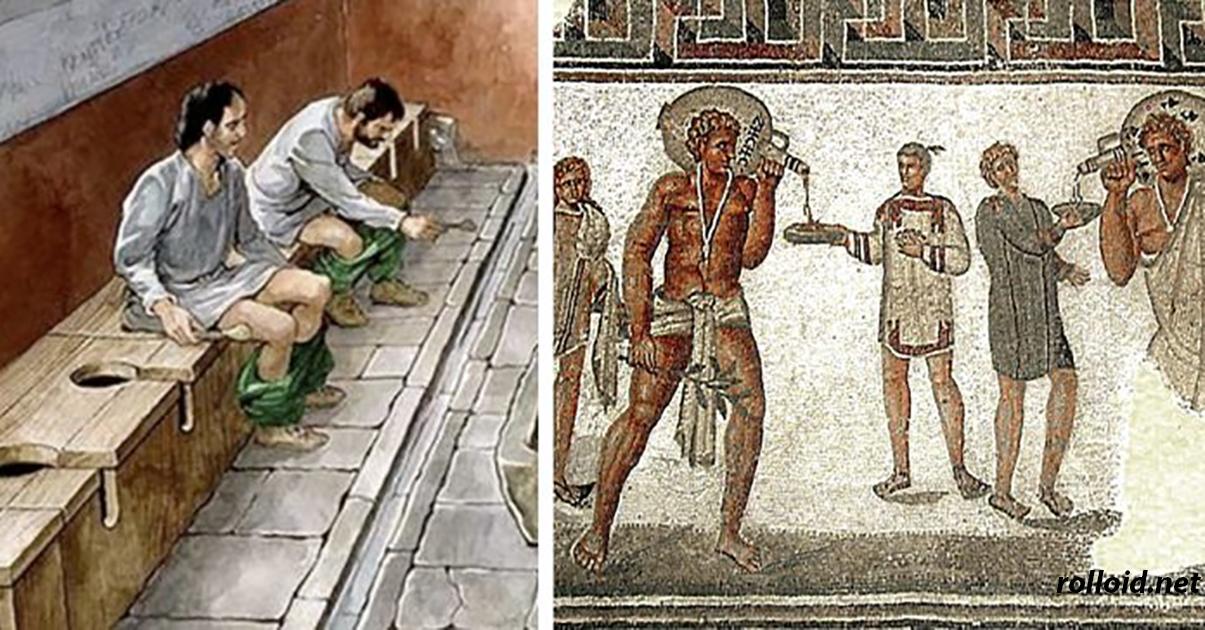 8 жутких вещей, которые древние люди считали абсолютно нормальными