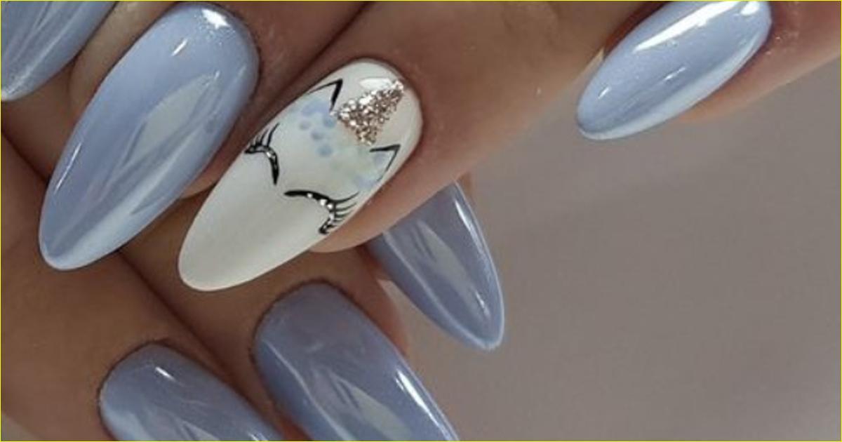 Невероятно красивые варианты маникюра на овальную форму ногтей