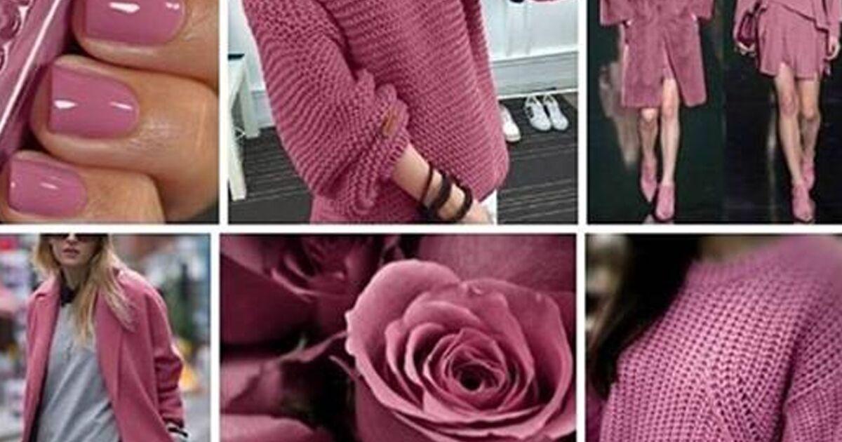 Кашемировая роза — цвет, который стал трендом в этом сезоне