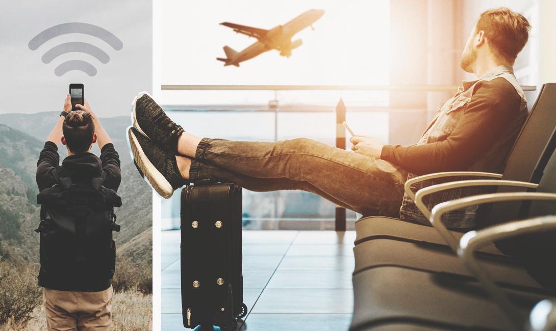 Как сэкономить на мобильной связи во время путешествий