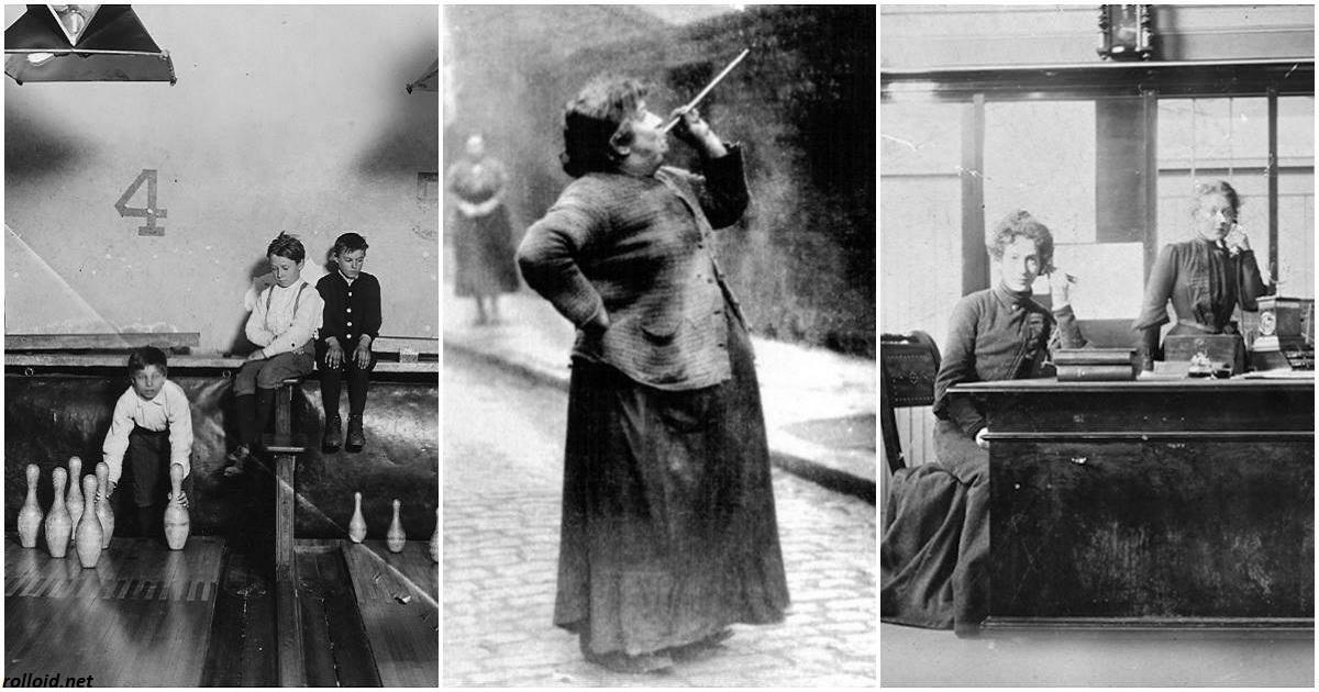 10 странных профессий, которые реально существовали в прошлом