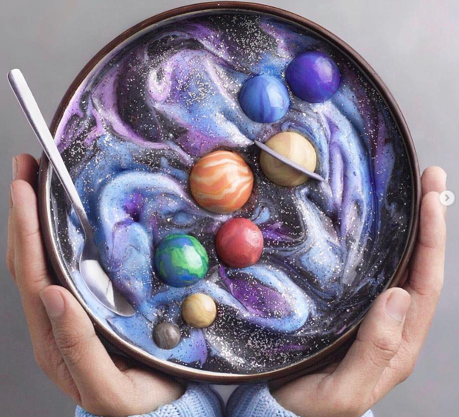 16-летний подросток делает десерты, которым место в музее