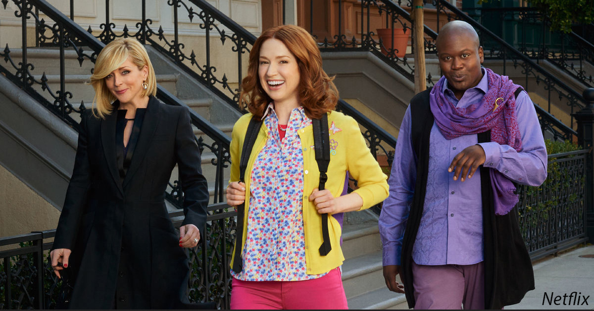 5 сериалов Netflix, если вы хотите посмотреть что то безумное