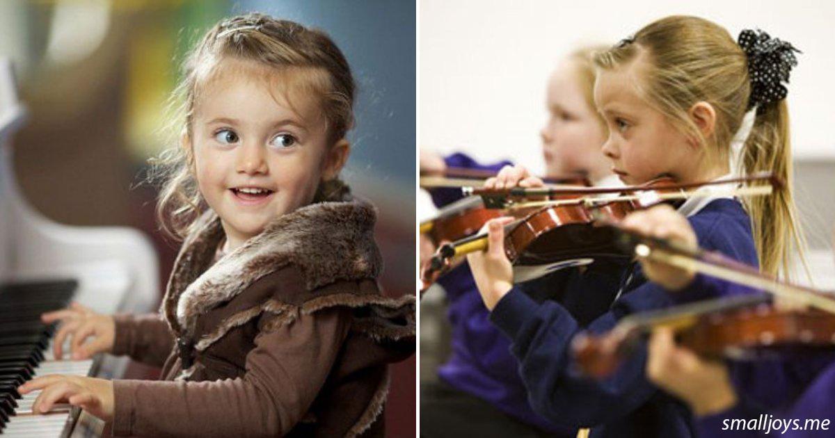 Музыкальное образование заставляет мозг расти быстрее! Вот почему