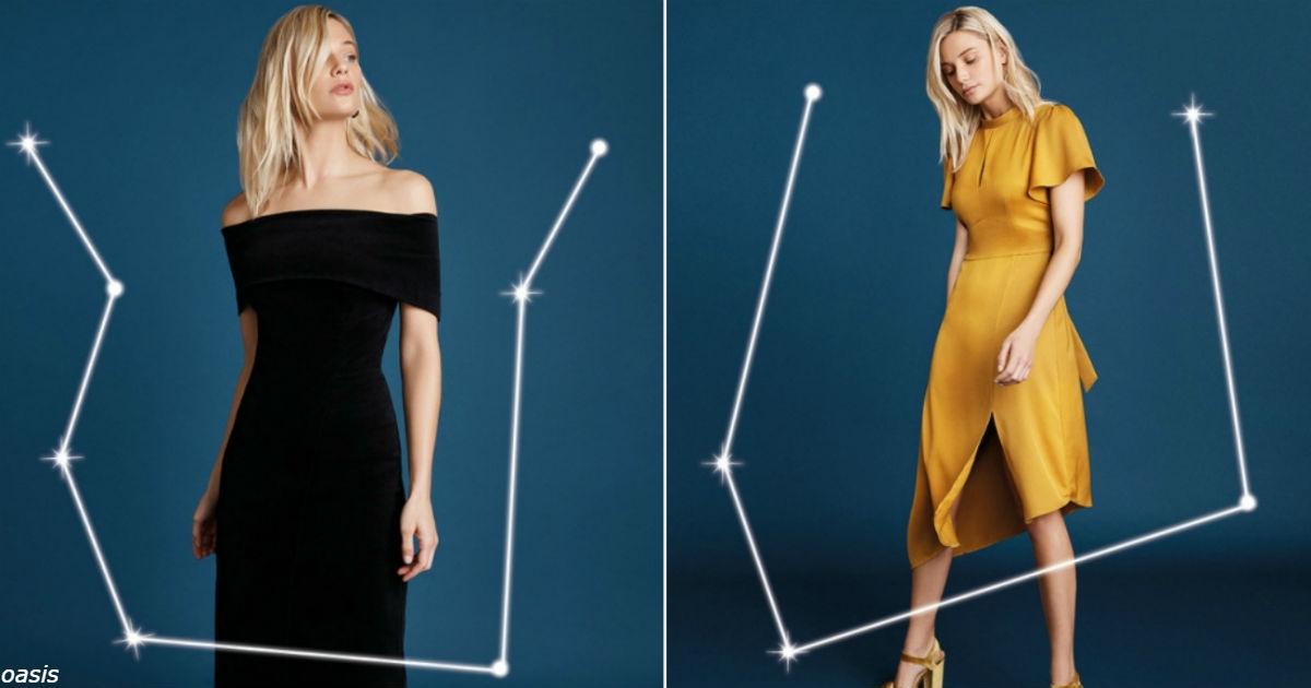 Вот ваше вечернее платье идеально вам подходит по знаку Зодиака