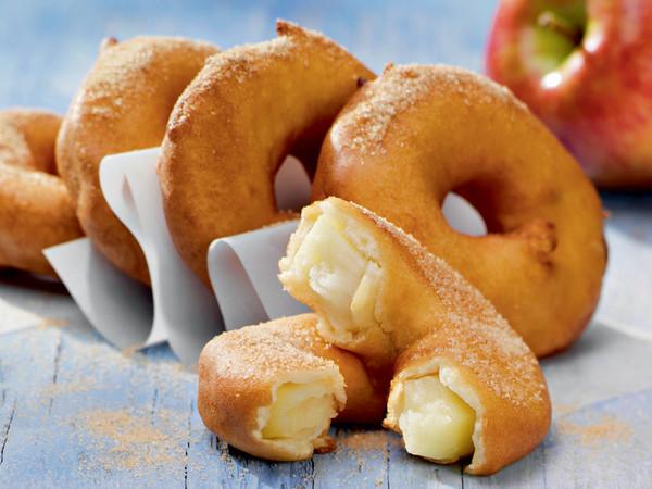 Обалденные пончики с начинкой или без. Просто тают во рту!