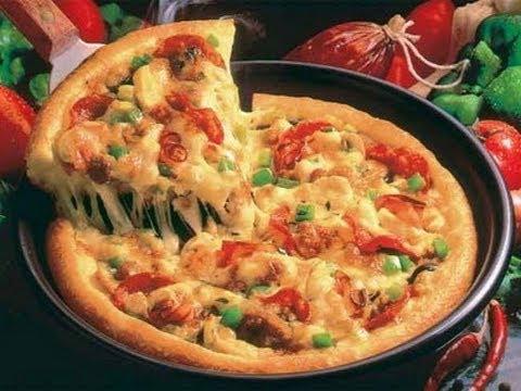 Пицца на сковороде за 5 минут. Быстрый рецепт пиццы