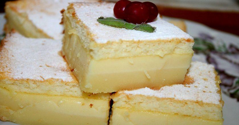 Очень вкусное пирожное «Умное»