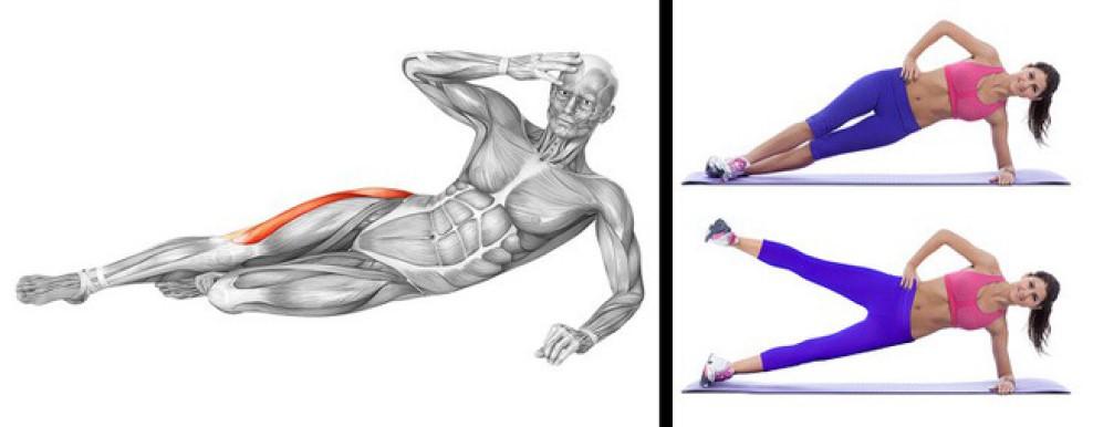 Хотите иметь плоский живот и стройные бедра? Всего 8 упражнений, и через 4 недели у вас будет прекрасное тело