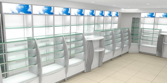 Торговая мебель ДСП – надежность и качество