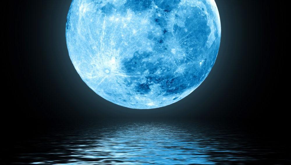 Тайна лунного света: что опасного несет в себе Луна голубого цвета