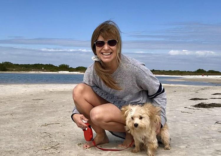 Попробуй отыщи: хозяева регулярно теряют свою собаку из-за того, что она сливается с ковром
