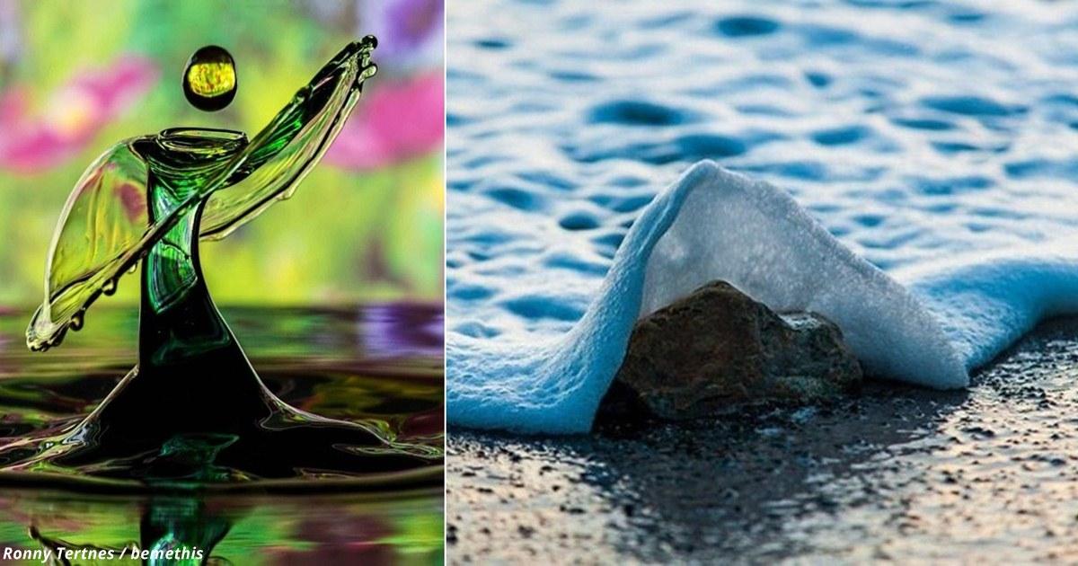 20 удивительных фотографий, которые доказывают, что природа круче любого Фотошопа