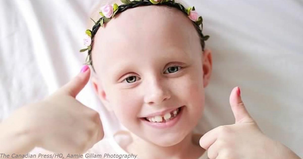 Мать умершей от рака девочки в ярости, так как антипрививочники использовали фото ребёнка в своей пропаганде