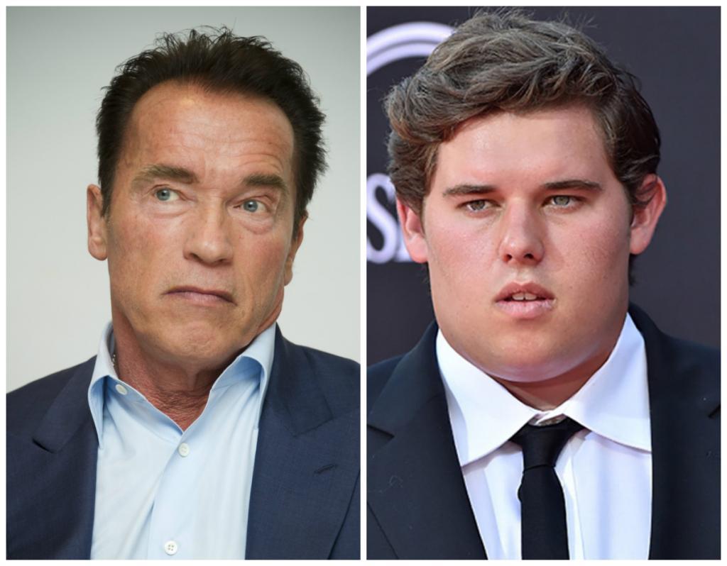 Младший сын Арнольда Шварценеггера пошел не в отца: почему актер стесняется 21-летнего Кристофера
