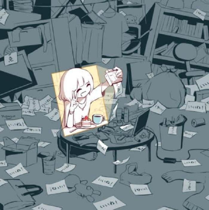 Картины с глубоким смыслом: японский художник показывает чувства, которые мы не можем выразить словами