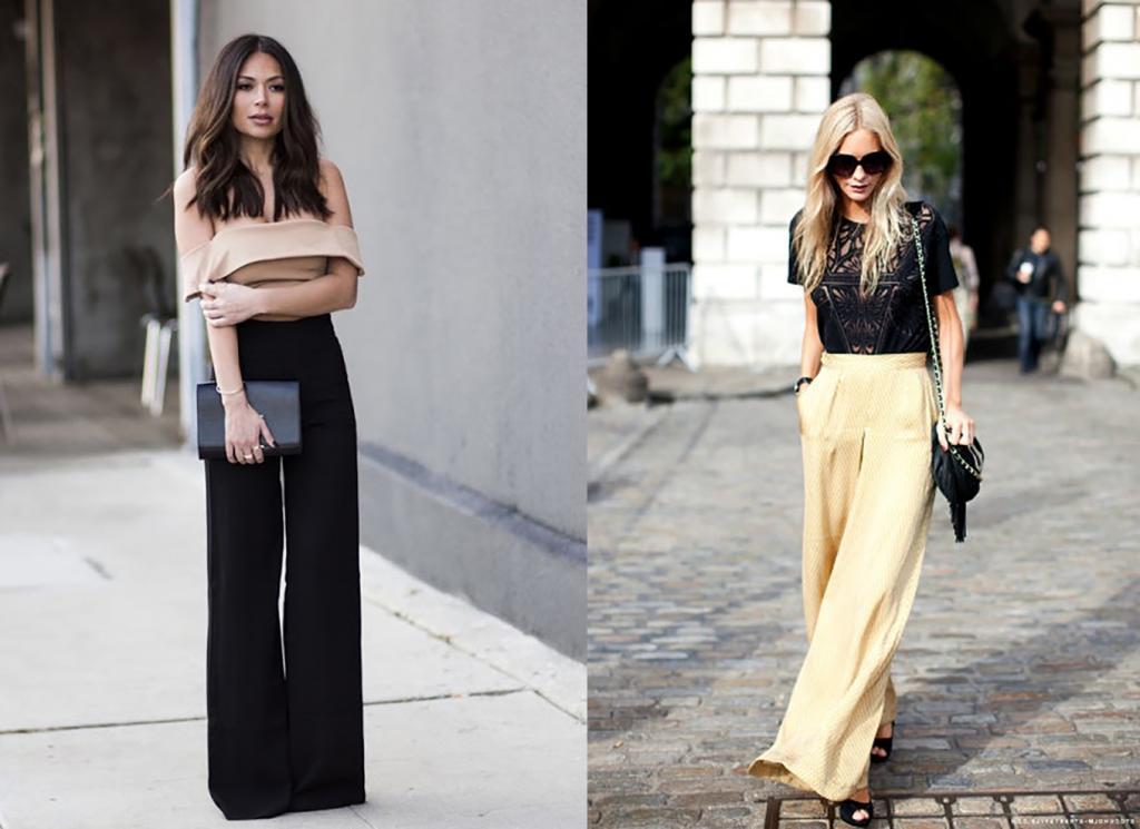 Делают женственнее и скрывают недостатки: модные тенденции брюк весна-лето-2019