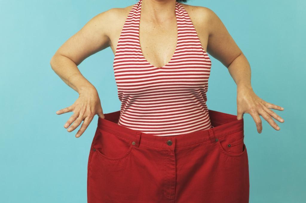 Новая жизнь: женщина бросила изменяющего ей парня и похудела на 60 кг