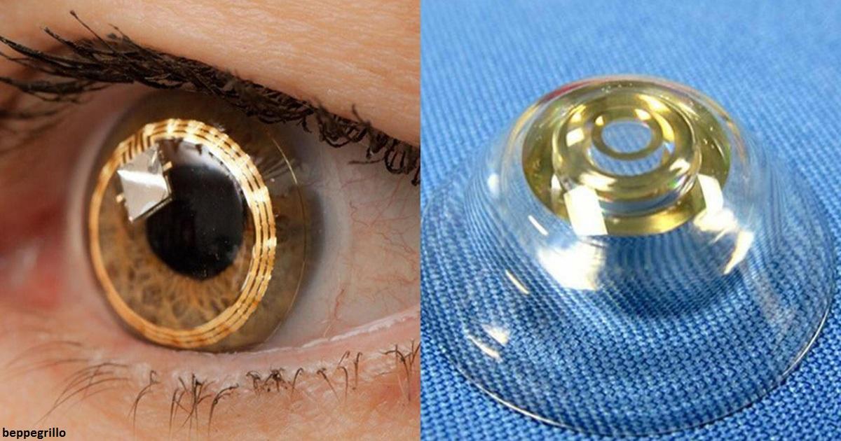 Ученые разработали линзы, которые улучшают зрение в 3 раза