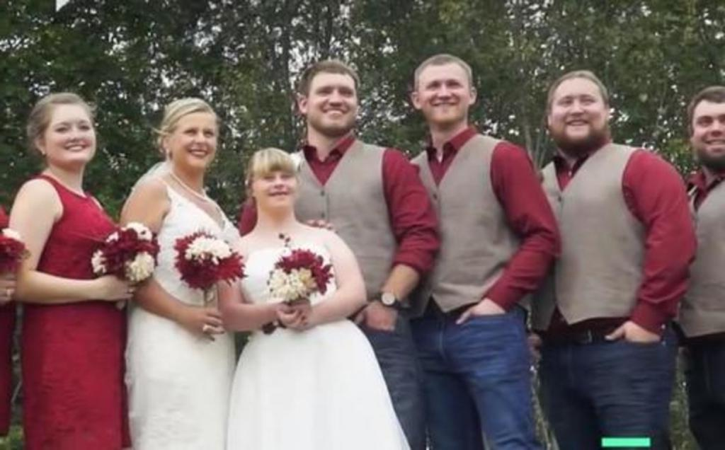 В разгар свадебной церемонии жених сделал предложение сестре невесты: трогательная история о том, что семья - это не только кровные родственники