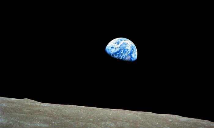Луна исчезает? НАСА объявило, что Луна уменьшается,