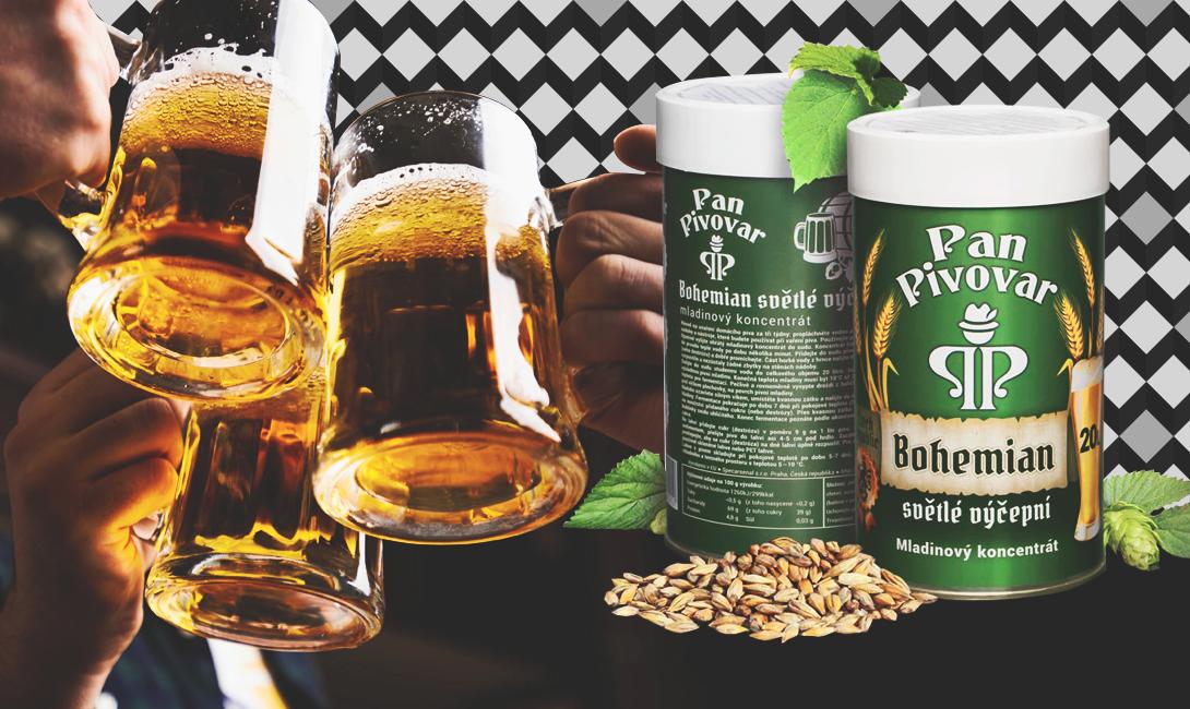 Как сварить классическое чешское пиво в домашних условиях