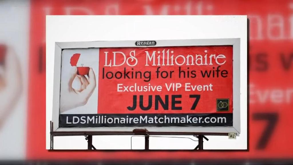 Высокий, смуглый и красивый: билборд «Миллионер желает познакомиться» собрал почти 1000 претенденток