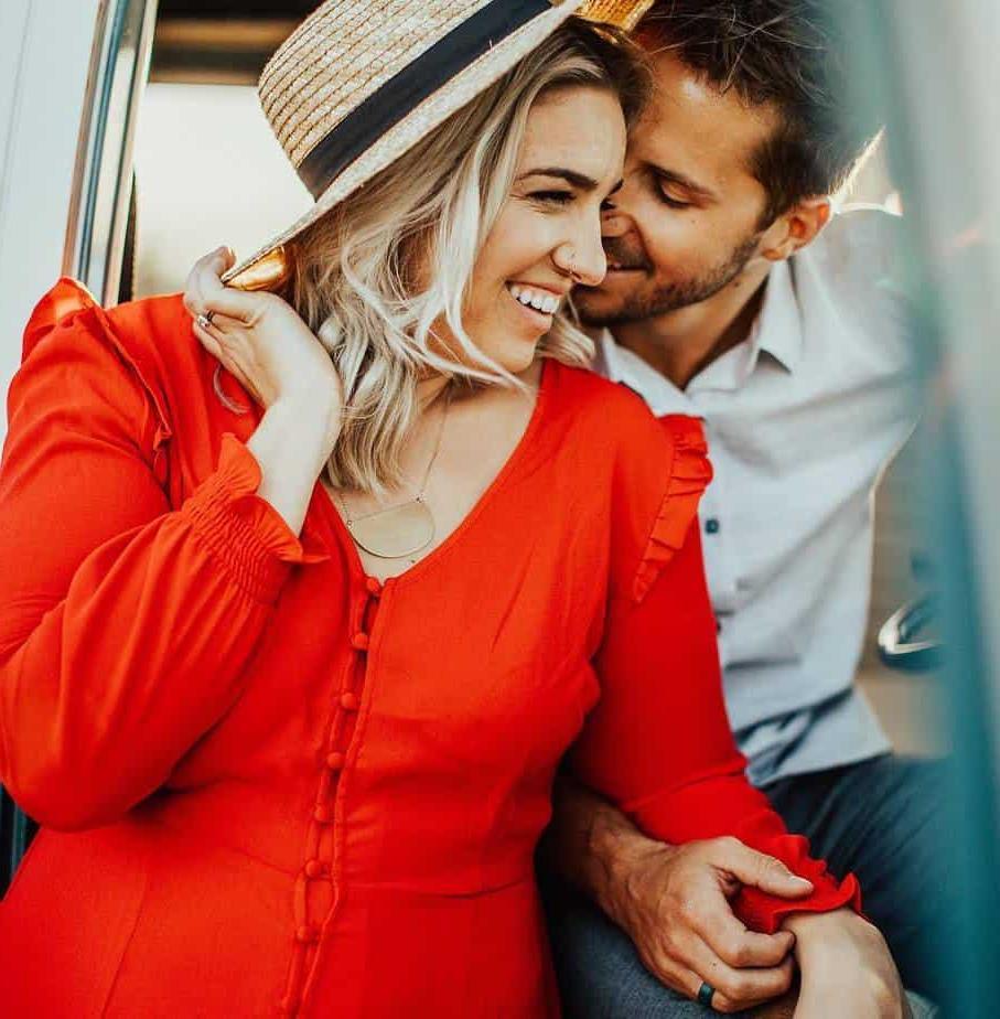 Что он во мне нашел? : девушка дала сильный ответ на критику о себе и своих отношениях