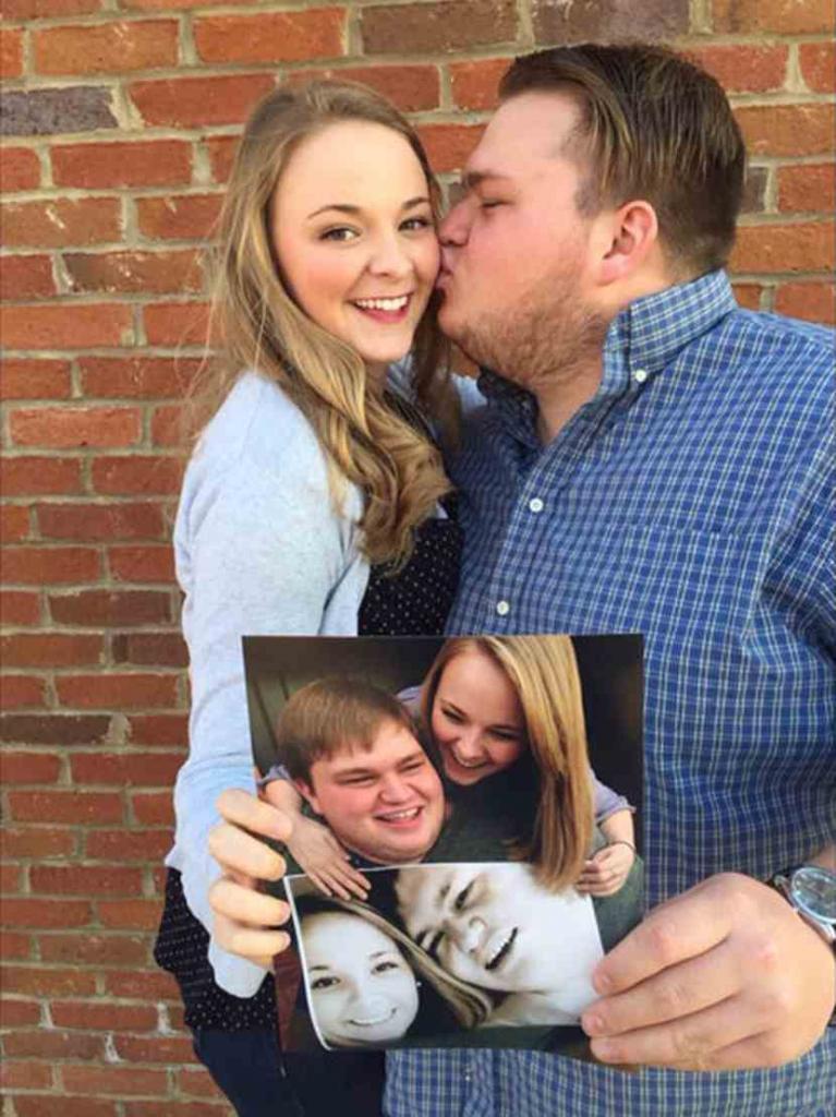 Девушка выложила фото со своим полным парнем в Сеть и столкнулась с неадекватной реакцией людей, на которую ответила искренним постом