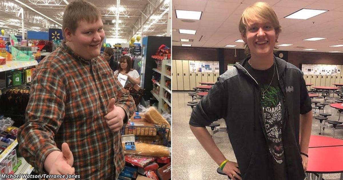 Подросток похудел на 45 килограмм после того, как начал ходить в школу пешком