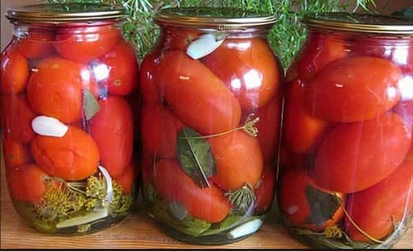 Вкусные и сладкие помидоры «ПО-ЦАРСКИ» без уксуса