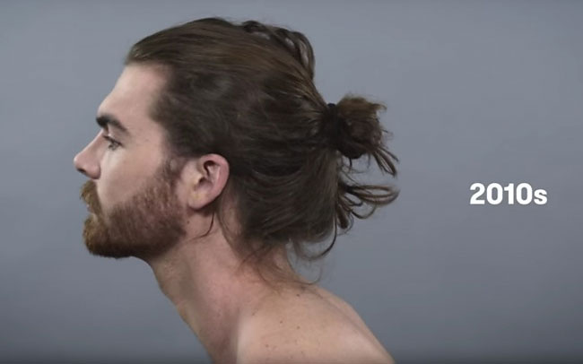 Вот как изменились стандарты мужской красоты за последние 100 лет