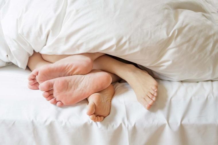 Залог крепкого брака: на какой стороне кровати должна спать жена