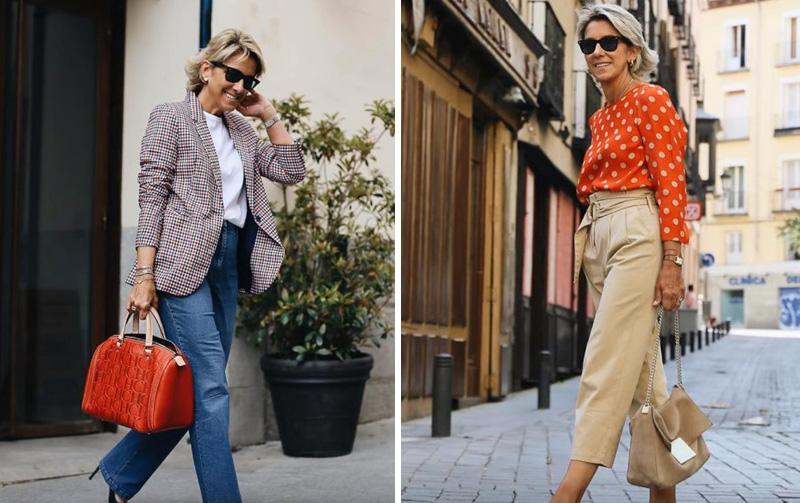 Стильно и красиво: брюки для женщин старше 40 (фото)