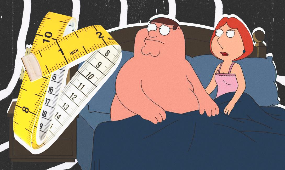Вес от секса