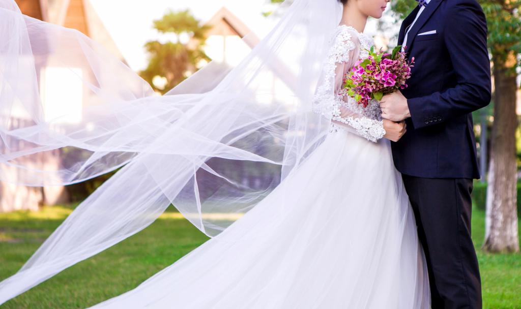 Детям вход воспрещен: невеста подверглась критике за то, что не захотела видеть детей на своей свадьбе