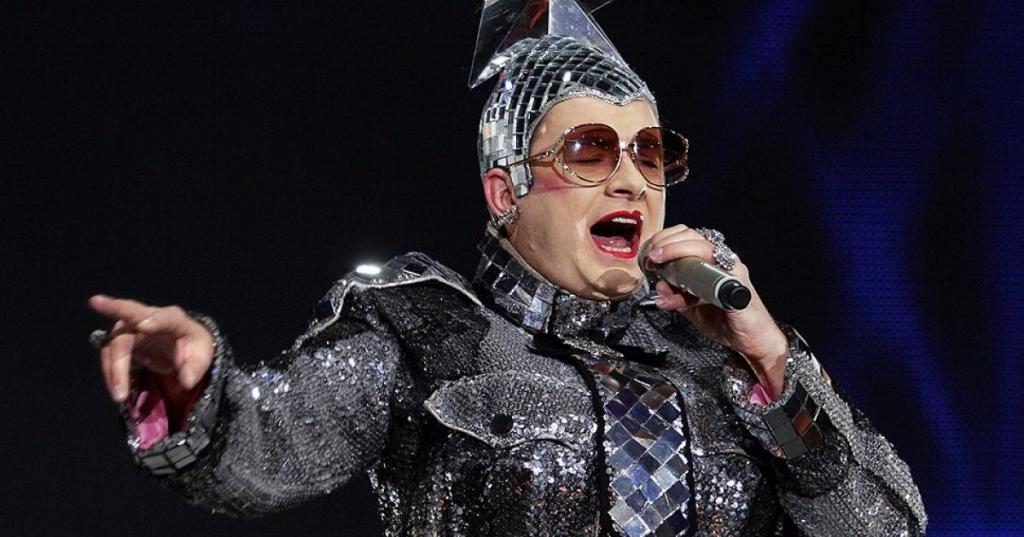 Во время выступления Сердючки на «Евровидении» произошел конфуз, но он не был замечен публикой
