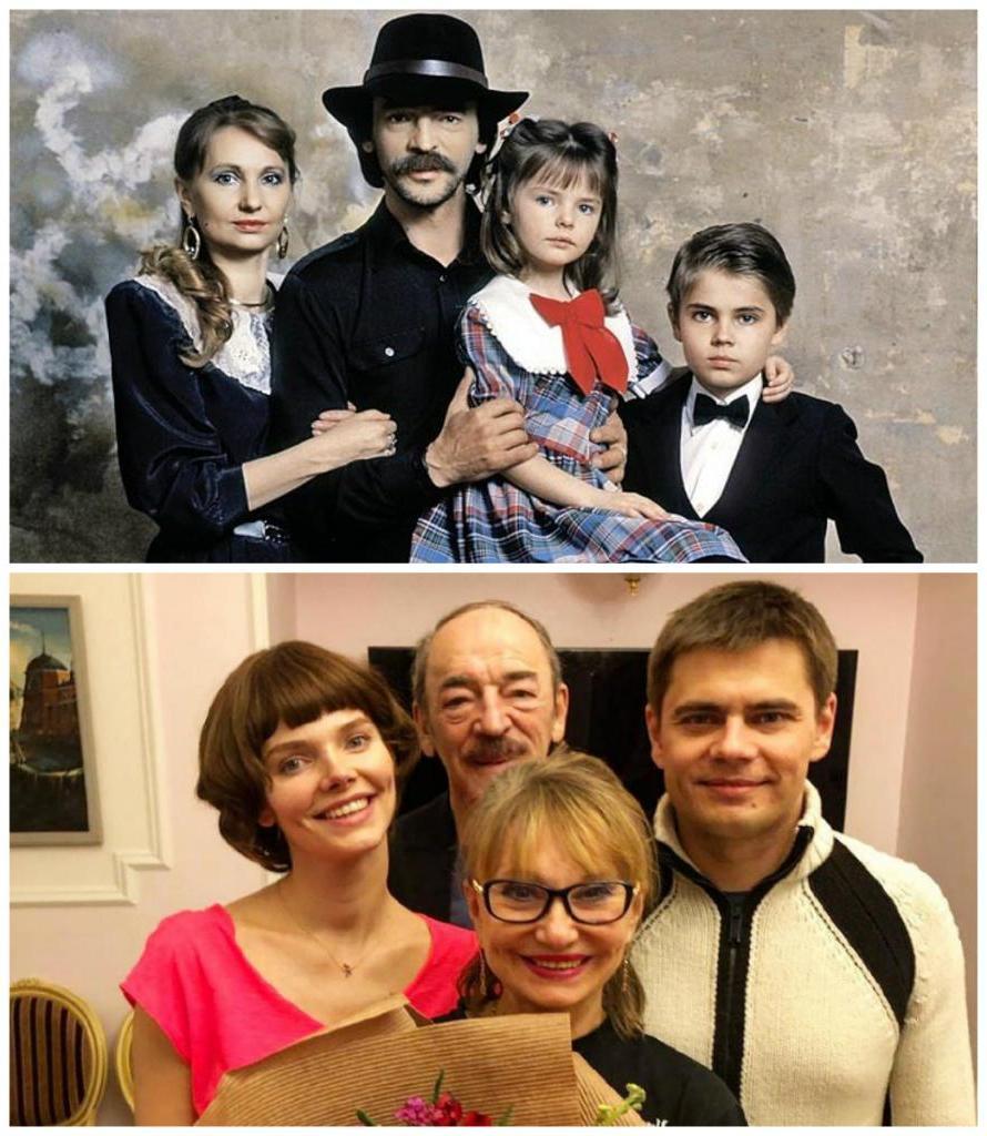 Внучке Михаила Боярского скоро исполнится 21 год. Она выросла красавицей с пышными формами