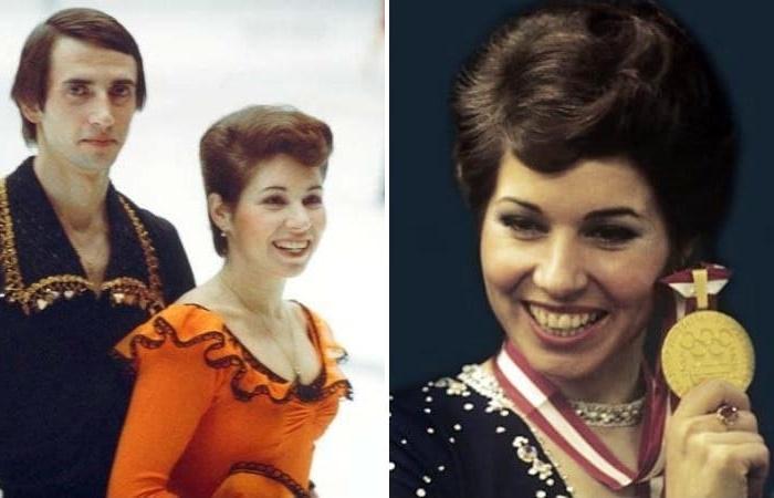 Людмила Пахомова: почему закончилась история советской королевы танцев на льду