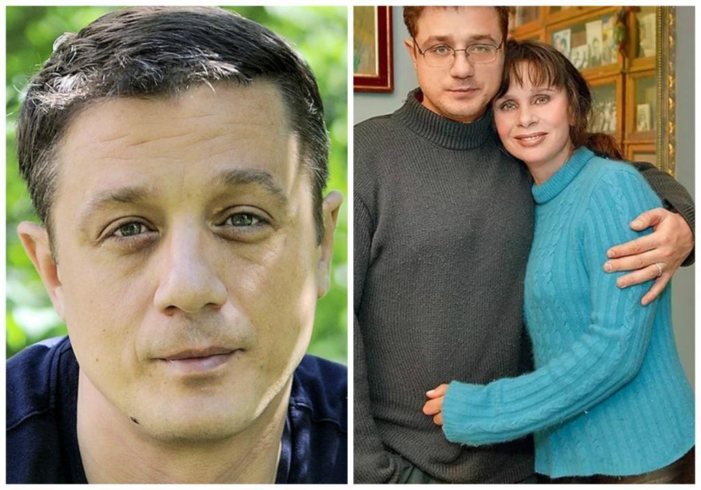 После ухода Любови Полищук ее сын, актер Алексей Макаров, пропал из виду: что с ним стало