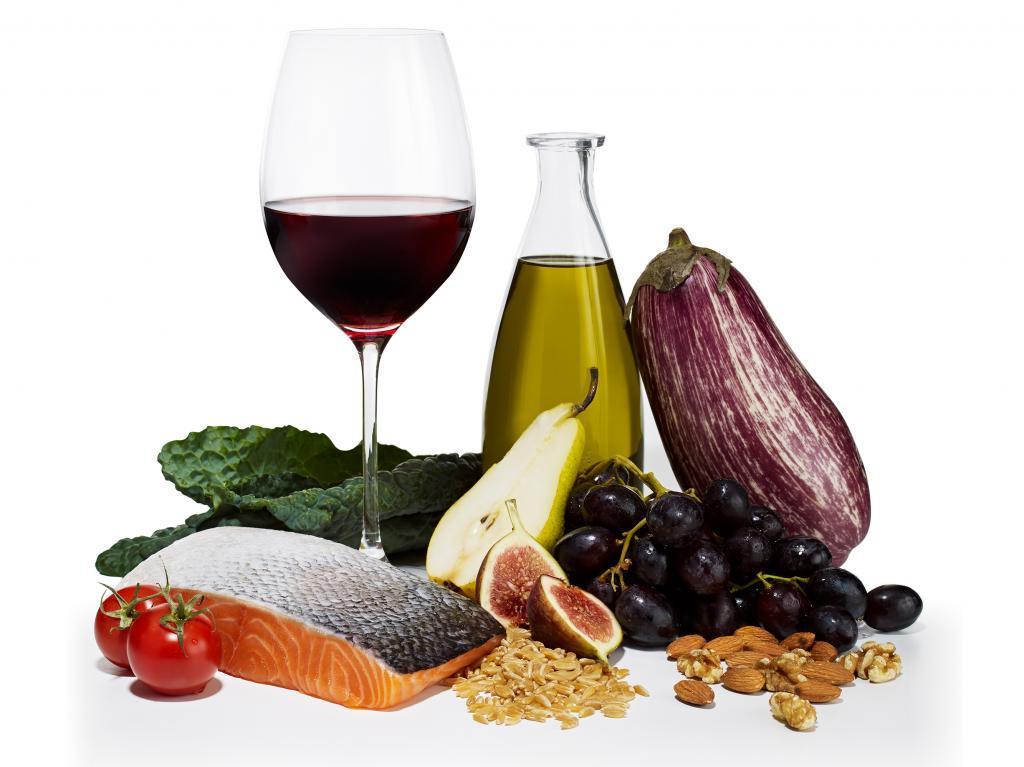 Средиземноморская диета оливковое масло