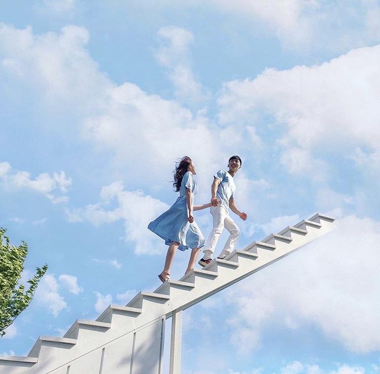 Открытки днем, смешные картинки лестница в небеса