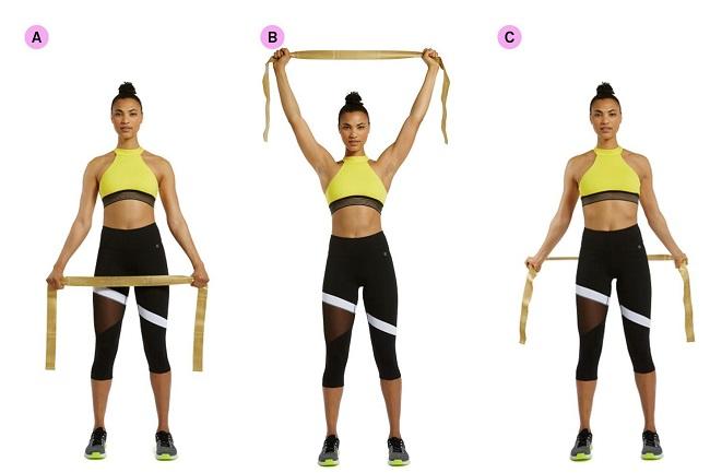 Исправление плохой осанки, устранение сутулости и болей в спине и шее: 8 упражнений