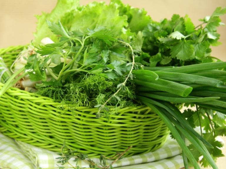 Замораживаем весеннюю зелень на зиму: идеальный способ, который поможет сохранить аромат растений