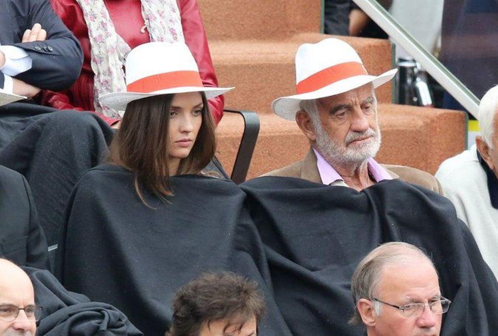 На фестивале в Каннах появилась внучка Жан Поля Бельмондо, 31 летняя Аннабель. Как она выглядит