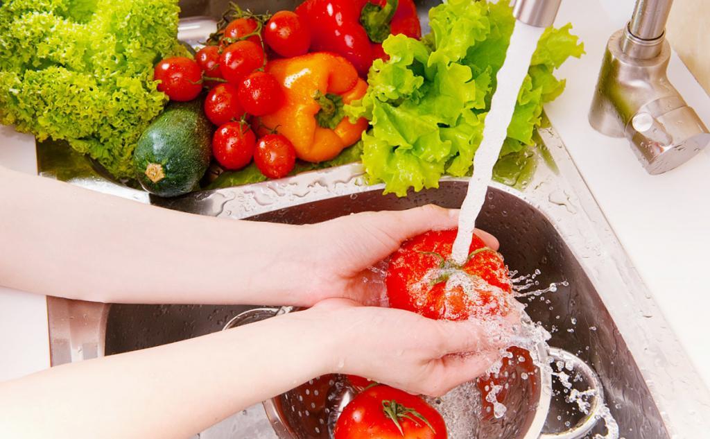 Моем овощи и фрукты картинки для детей